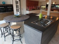Deep Night Sky Corian ® Worktops