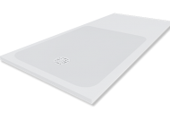 Corian® Smart Shower Trays
