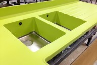 Corian® Green With Envy