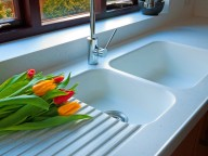 Corian® Moulded Sink 873