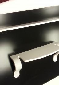 Corian® Shelves
