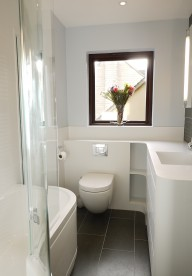 Corian® Bathroom