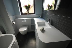 Bathroom after 3