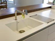 Sweet 881 Corian Moulded Sink