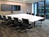 Corian® Boardroom Table