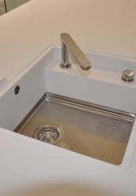 Custom Sink – Telescopic Tap