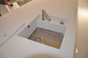 Custom Sink - Telescopic Tap