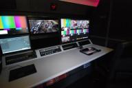 Corian® Media Desk