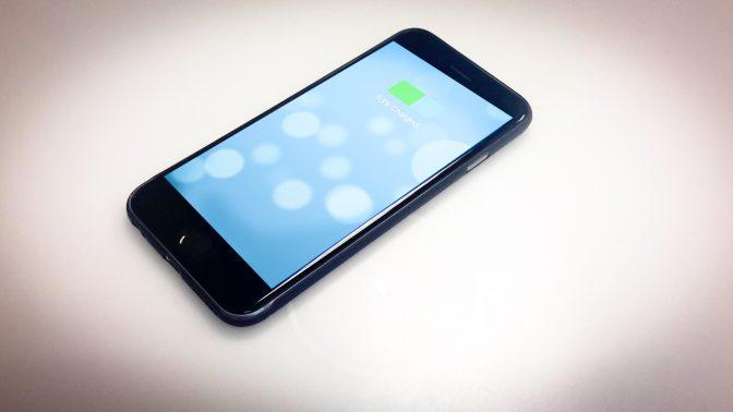 Wireless Charging iPhone Corian