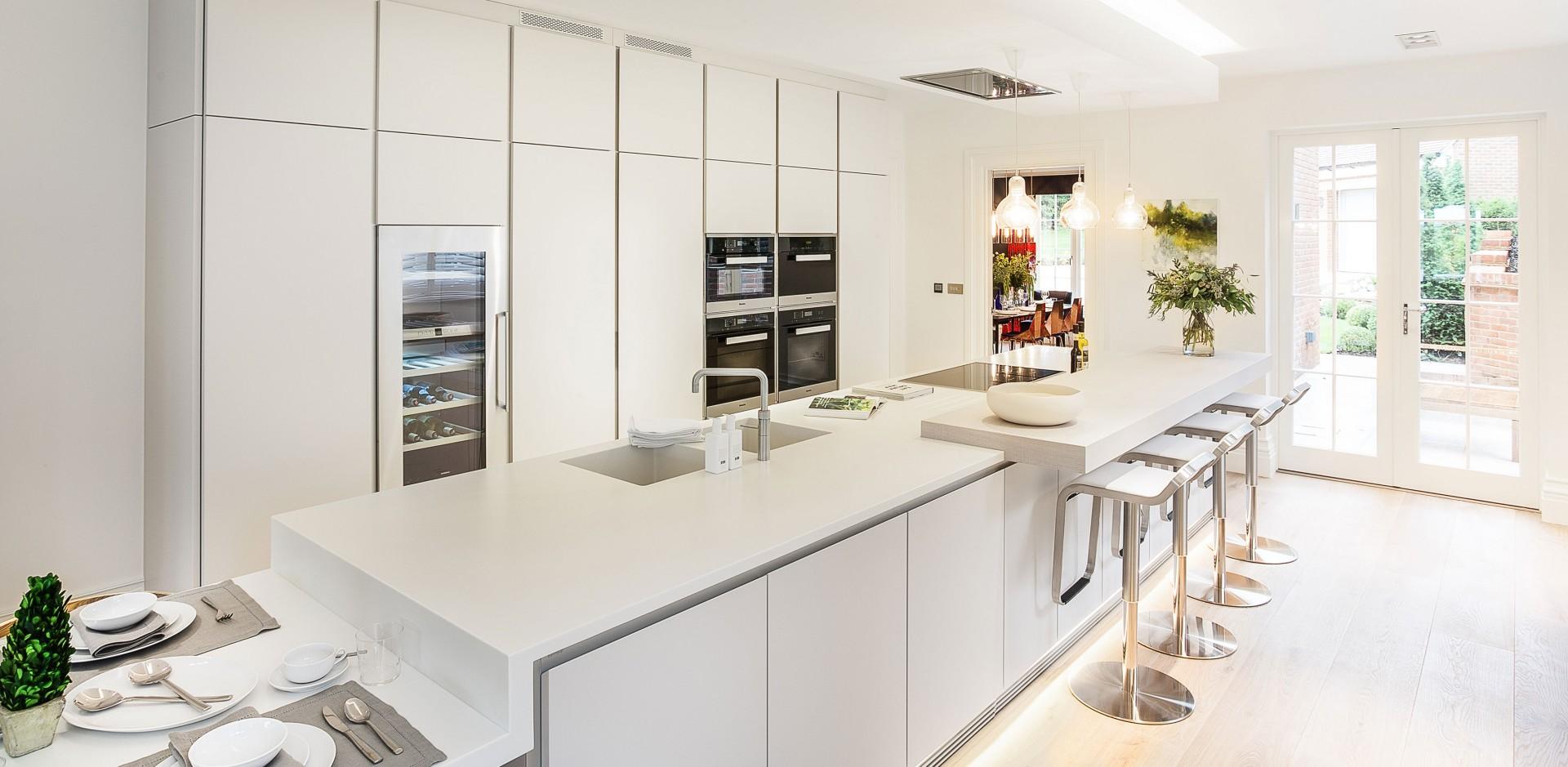 Corian Kitchens
