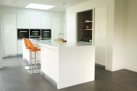 60mm Thick Corian® Worktops