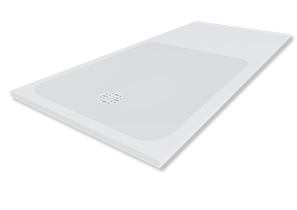 Corian Smart Shower Tray