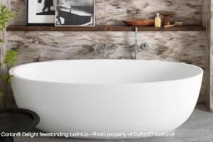 Corian Delight Bath