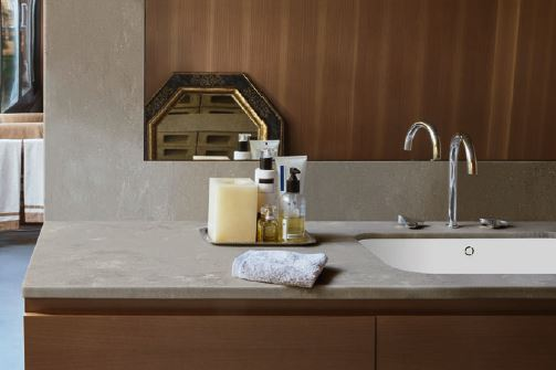 Corian Weathered Aggregate